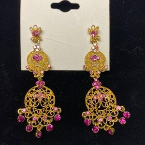 Bollywood vibe earrings